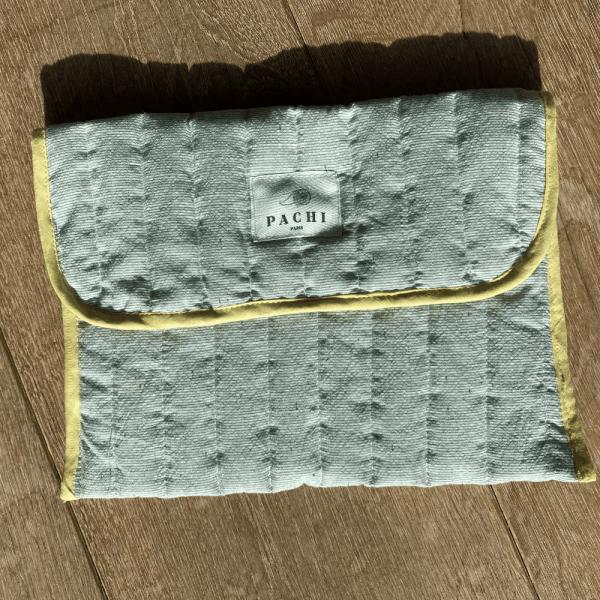 pochette menthe à l'eau