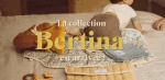 collection bertina en coton upcyclé